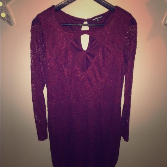 154745fc04f Charlotte Russe Plus Size Dress