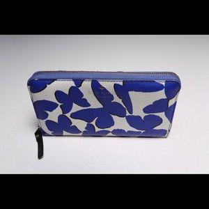 Kate Spade Neda Wellesley Butterfly Wallet