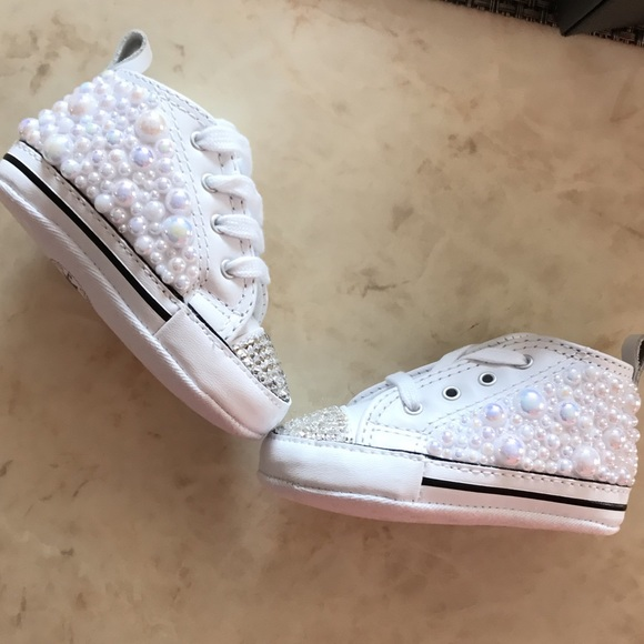 50062096695e Converse Other - Customized Baby Chuck Taylors