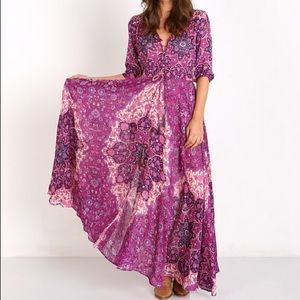 Spell & The Gypsy Collective Dresses & Skirts - Spell & the Gypsy Kiss the Sky Gown Violet Small