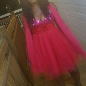Sherri Hill Dresses & Skirts - Pink sherri heel dress