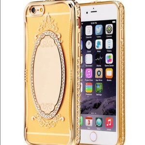 Accessories - Princess Mirror Case for IPhone