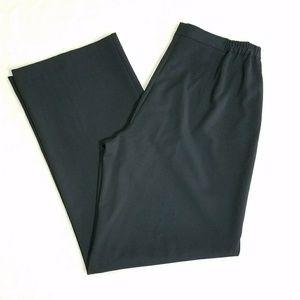 Orvis Pants - Orvis Black Stretch Waist Dress Pants Sz 4 N6
