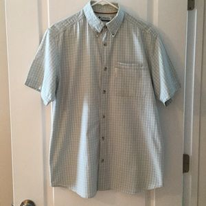Columbia Other - Men's short sleeved button down shirt