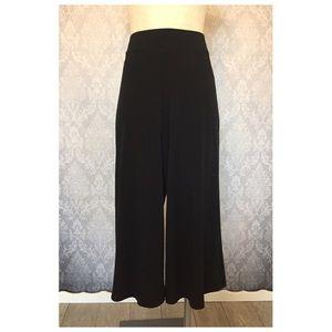 JM Collection Pants - Gaucho Pants