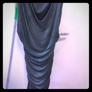 Zadig & Voltaire Dresses & Skirts - Hunter green cotton dress