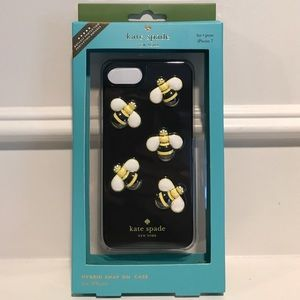 kate spade Accessories - BEST & FINAL PRICE! Kate Spade 🐝 IPhone 7 Case