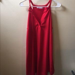 Stella Luce Dresses & Skirts - Stella Luce Red Dress, Size Medium