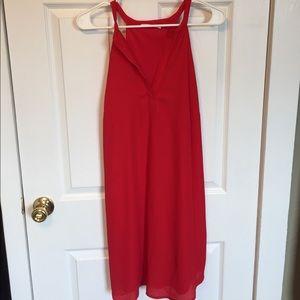 Stella Luce Red Dress, Size Medium