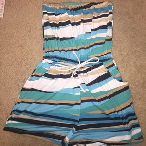 Other - Two rompers/bathing suit covers