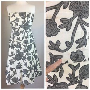 WHITE HOUSE BLACK MARKET 2 piece dress