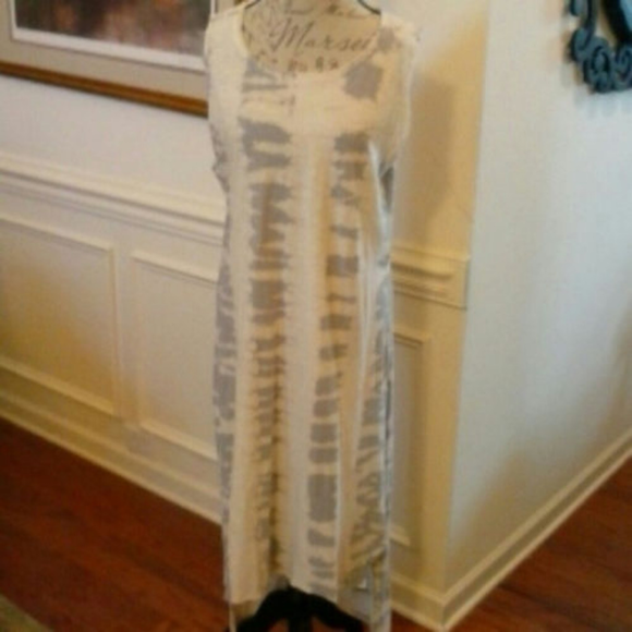 LAmade Dresses - NEW LAmade BOHO HIGH LOW SUNDRESS Beach Wear Sz M