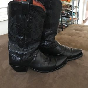 Lucchese Shoes - Woman's lucchese boots
