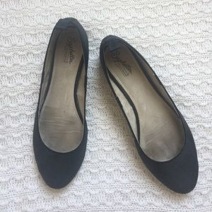 Seychelles leather ballerina flats