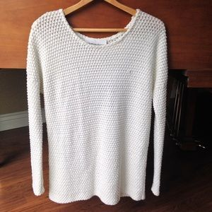 Thakoon Sweaters - Thakoon Addition sweater sample SZ 4 white knit