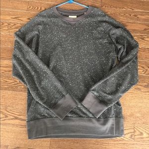 Billy Reid Other - Men's Billy Reid Black Marled Sweatshirt!!