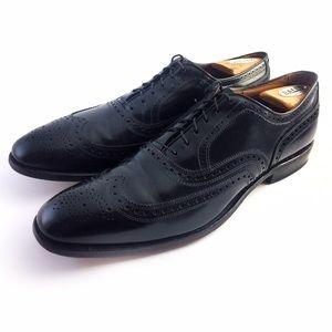 Allen Edmonds Other - Allen Edmonds McAllister Black Leather Shoes