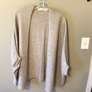 Zara neutral sweater