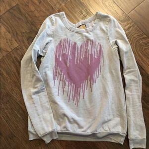 chaser Sweaters - Openback Chaser Sweatshirt