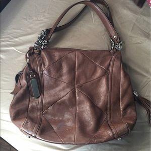 b makowsky  Handbags - B makowsky bag leather