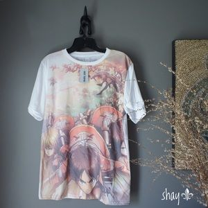 Hot Topic Tops - Attack On Titan T Shirt