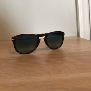 Persol Other - Persol Tortoise Foldable Sunglasses