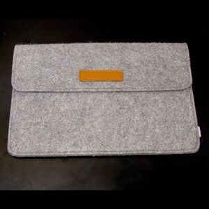 🇺🇸SALE MacBook Air Laptop Sleeve Case -Gray Felt