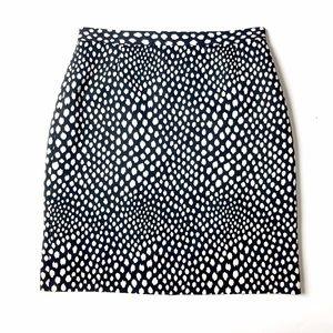Tahari Dresses & Skirts - Tahari Spotted Skirt