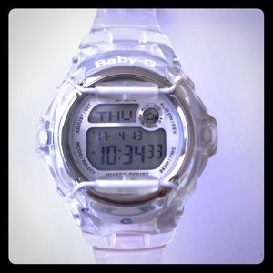 G-Shock Accessories - Authentic Baby G-Shock Watch