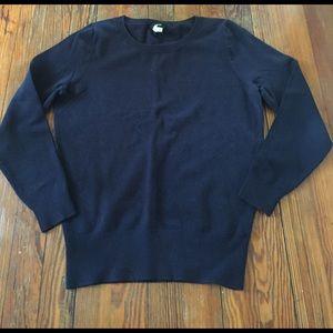 J. Crew Sweaters - J. Crew Navy Pullover Sweater
