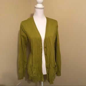Grace Elements Sweaters - Olive Green Sweater