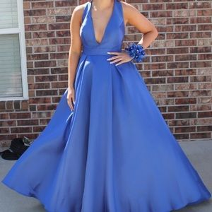 Beautiful royal blue Jovani dress. NWT. Prom dress