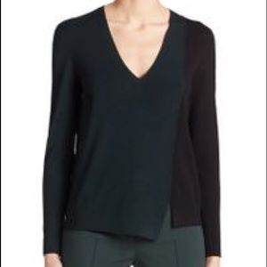Akris Asymmetrical Pullover Sweater