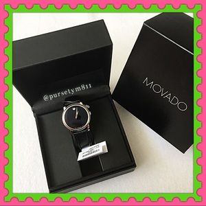Movado Accessories - Authentic Movado Classic Watch