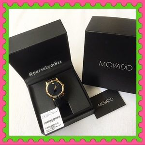 Movado Accessories - 🎉HOST PICK🎉Authentic Movado Classic Watch