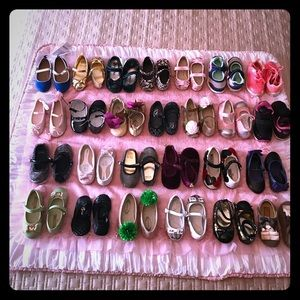 Other - ‼️all listed individually ‼️26 pairs of baby shoes