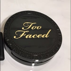 Sephora Other - Too Faced Cocoa Powder Foundation - Deep Tan