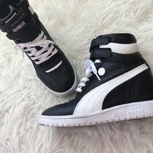 Miharayasuhiro Shoes - Puma MY-66 High-top sneaker with concealed wedge