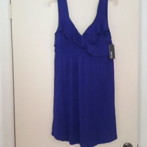 Kenneth Cole Swim - Royal Blue Swimsuit Cover-up