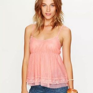 Free People All Over Lace Babydoll