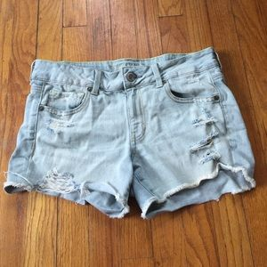 American Eagle Outfitters Pants - SALE • AE Distressed Shorts