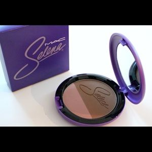 Selena Mac techno Cumbia blush