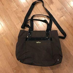 Kipling brown purse