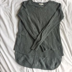 madewell chronicle sweater size S