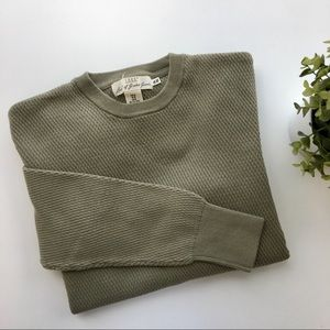 H&M Other - Olive Green Sweatshirt