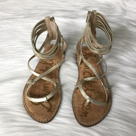 a31cd69ff02c2d Sam Edelman Gladiator Sandals Size 5. M 58efd810f09282d28500927c