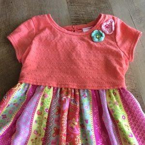 Youngland Other - Youngland Girls Paisley Dress