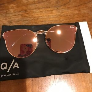 Quay sunglasses NEW