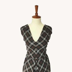 Steven Alan Dresses - Classic Plaid Dress