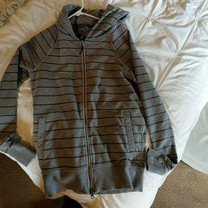 Lululemon zip up hoodie